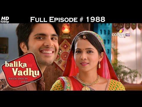 Video Balika Vadhu - 1st September 2015 - बालिका वधु - Full Episode (HD) download in MP3, 3GP, MP4, WEBM, AVI, FLV January 2017