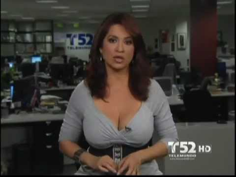 World Cups - Cleavage - Big Breasts News Cast - http://film-book.com
