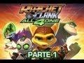 Vamos Jogar Ratchet Clank: All 4 One 01