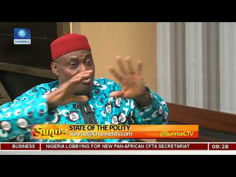 Declaring Herdsmen Terrorists Now Will Be Better For Nigeria--Analysts Pt.2  Sunrise 