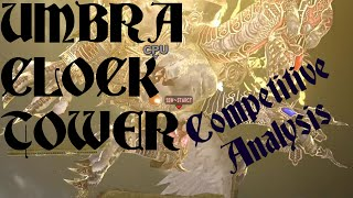 Umbra Clock Tower – Competitive Stage Analysis [VIDEO]