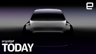 Musk: Model Y prototype approved to go into production  | Engadget Today