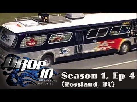 Drop In TV, Season 1 Ep. 4 (the original mountain bike TV series) FULL EPISODE