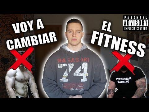 VOY A CAMBIAR EL FITNESS