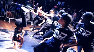 CREW DANCE: IMD Legion vs Complexity- Crew Dance Battle - The Jump Off 2014