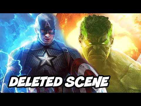 Avengers Endgame Deleted Scenes - Avengers Assemble Finale Battle Alternate Ending Breakdown