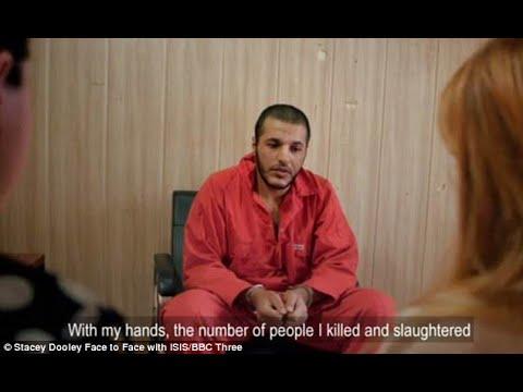 العرب اليوم - فتاة تلتقي الداعشي الذي اغتصبها وجهًا لوجه