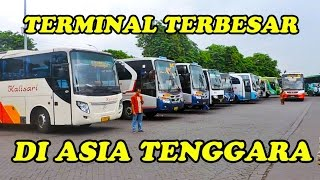 Video Suasana terminal bus tersibuk di Indonesia, terminal Purabaya (Bungurasih), Surabaya, Jawa Timur MP3, 3GP, MP4, WEBM, AVI, FLV Mei 2019