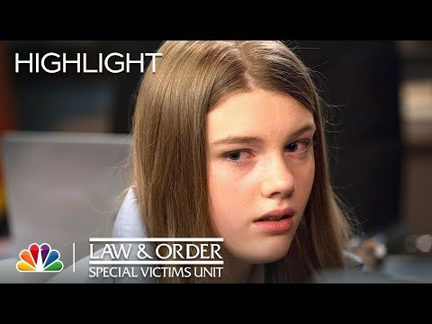 Benson and Stone Play Dirty - Law & Order: SVU (Episode Highlight)