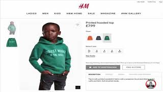 "Video Boycott H&M:Company Use Black Child To Wear""Coolest Monkey In The Jungle""Hoodie MP3, 3GP, MP4, WEBM, AVI, FLV April 2018"