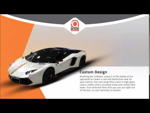 Qdesign Auto Center - Custom Design