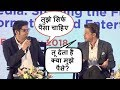 Download Lagu Shahrukh Khan FIGHTS With Arnab Goswami For INSULTING Him In Public Mp3 Free