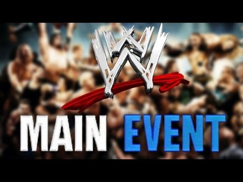 NEW WWE TV SHOW! WWE MAIN EVENT!