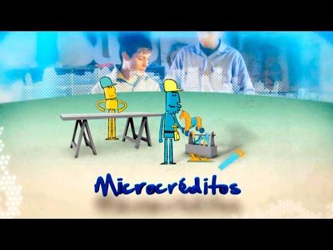 Ver el video Microcréditos para transformar realidades