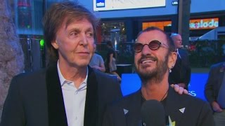 Eight Days A Week  Paul And Ringo Say  The Beatles Were Brothers