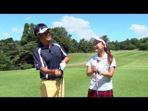 中井学�ドライ�ー講座①スライス矯正編「1W�転���!?飛��� 5min.Golf Lesson Driver Shot 1