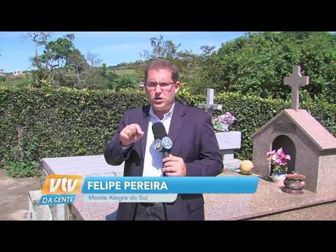 Moradores reclamam de túmulos já ocupados sendo vendidos novamente em Monte Alegre do Sul