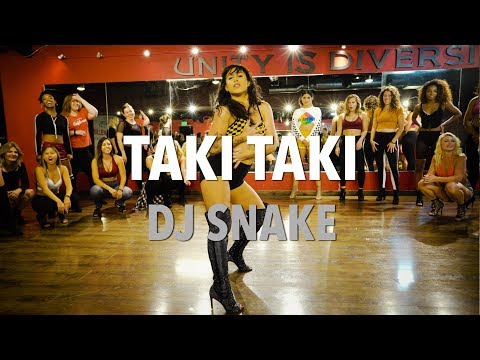 Video TAKI TAKI - DJ SNAKE, SELENA GOMEZ, OZUNA, CARDI B   BRINN NICOLE CHOREOGRAPHY   PUMPFIDENCE download in MP3, 3GP, MP4, WEBM, AVI, FLV January 2017