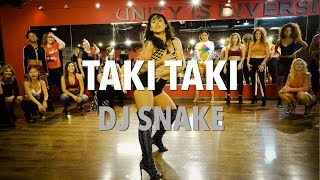 Download Video TAKI TAKI - DJ SNAKE, SELENA GOMEZ, OZUNA, CARDI B | BRINN NICOLE CHOREOGRAPHY | PUMPFIDENCE MP3 3GP MP4