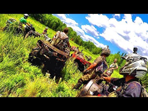 Yamaha Grizzly 700 Special Edition (Capture The Flag ATV's Part 3)