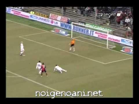 El Primer Gol de Criscito en la Serie A