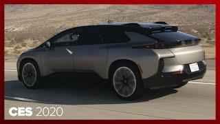 We DROVE the Faraday Future FF 91 EV! by Roadshow