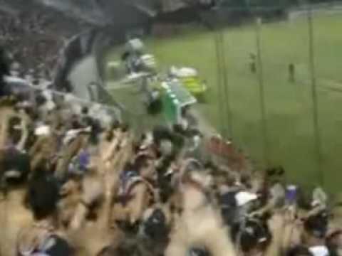 Corinthians 1 x0 Cerro Porteño (Defensores Del Chaco em Assunção ) Gavioes da fiel ....