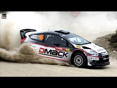 wrc fafe rally sprint 2012 - pure sound