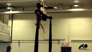 The Aerialists Of The Muhlenberg Circus Workshop