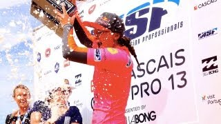 Carissa Moore is 2013 ASP Women's World Champ
