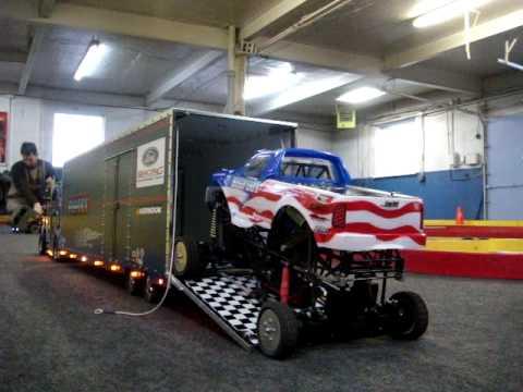 camion rc remorque 3