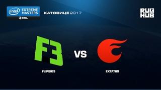 FlipSid3 vs. eXtatus - IEM Katowice EU - de_train [yxo, crystalmay]