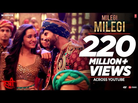Milegi Milegi Video Song | STREE