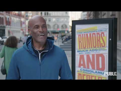 Kenny Leon: Putting His Mark on MUCH ADO ABOUT NOTHING