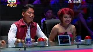 Khmer TV Show - Cambodia got talent - November 30, 2014