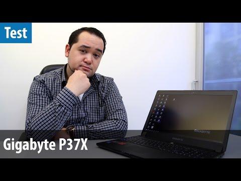 Gaming-Notebook Gigabyte P37X mit GTX 980M im Test | deutsch / german