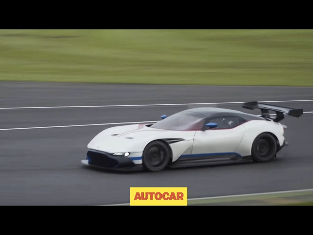 aston martin vulcan driven autocars 1 8m 820b. Cars Review. Best American Auto & Cars Review