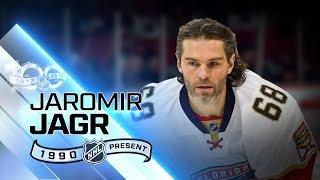 НХЛ 100: Яромир Ягр