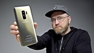 Video Unboxing The Samsung Galaxy S9 Clone MP3, 3GP, MP4, WEBM, AVI, FLV Februari 2018
