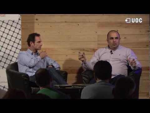 0 Video de la charla sobre Gaming en UOC meet