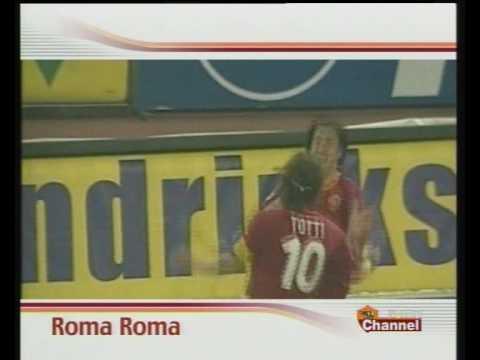 Canción de la AS Roma