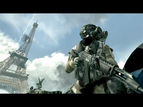 Modern warfare 3 - Lauch Trailer