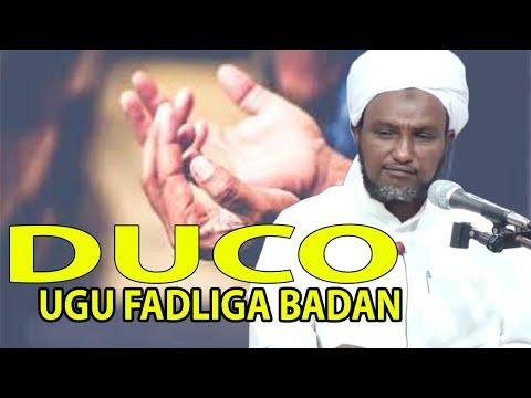 DUCADA UGU FADLIGA BADAN WAA TEE ?  || Sh Xuseen Jabuuti