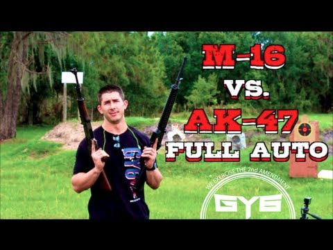 m16 - It is a discussion that everyone has...