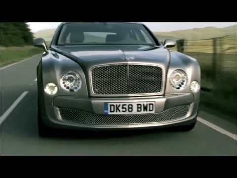 Bentley Mulsanne Press Launch Film