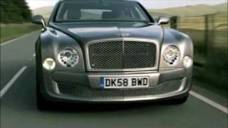 Download video youtube - Bentley Mulsanne Press Launch Film