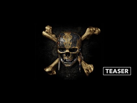 Pirates of the Caribbean Dead Men Tell No Tales Teaser