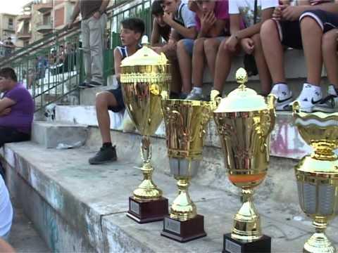Concluso a Favara il torneo di calcio a 5 ''Giovani Ragazzi''