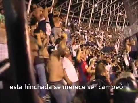 Hinchada de Quilmes en Racing nov 2012 - Vengo del barrio cervecero... - Indios Kilmes - Quilmes