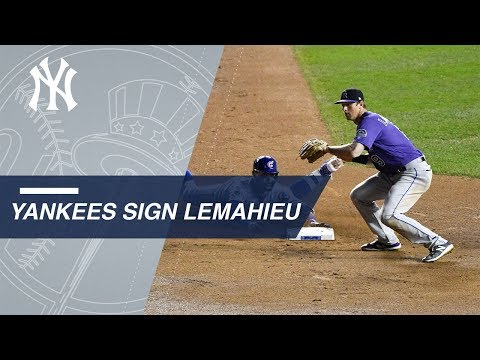 Video: DJ LeMahieu set to hit free agency at age 30